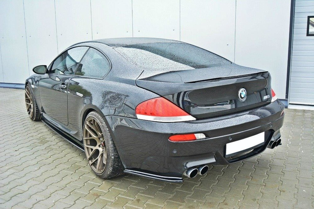 REAR SIDE SPLITTERS BMW M6 E63