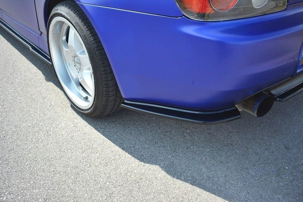 REAR SIDE SPLITTERS HONDA S2000