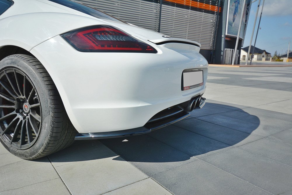 REAR SIDE SPLITTERS PORSCHE CAYMAN S 987C