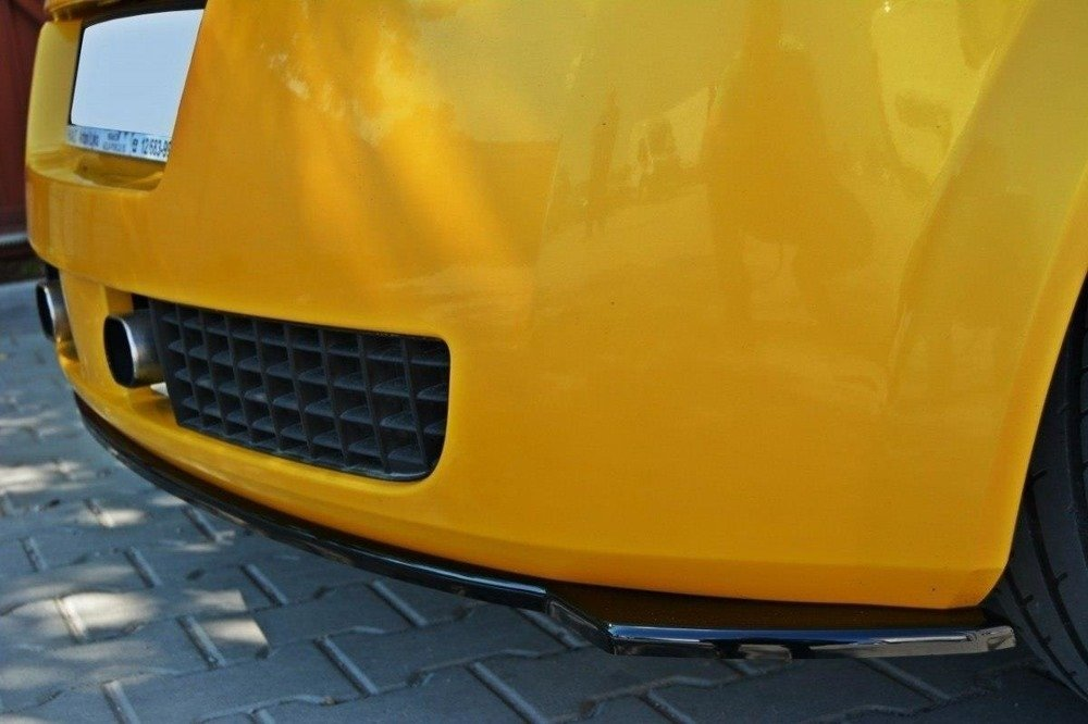 REAR SPLITTER RENAULT MEGANE II RS