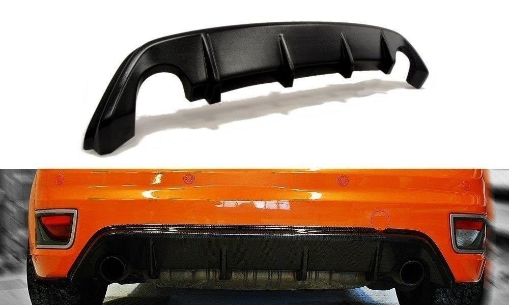 REAR VALANCE FORD FOCUS MK2 ST (PREFACE)