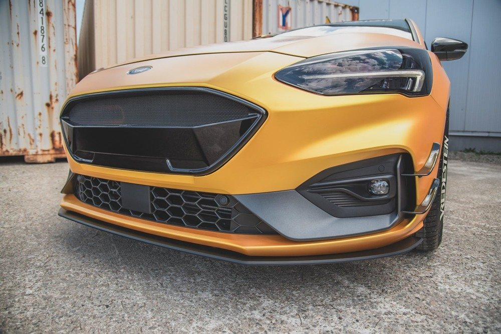 Racing Durability Front Splitter Ford Focus ST / ST-Line Mk4