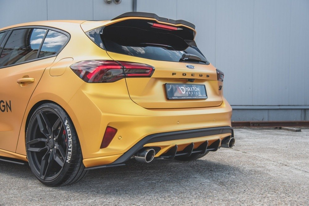 Racing Durability Rear Diffuser Ford Focus ST Mk4