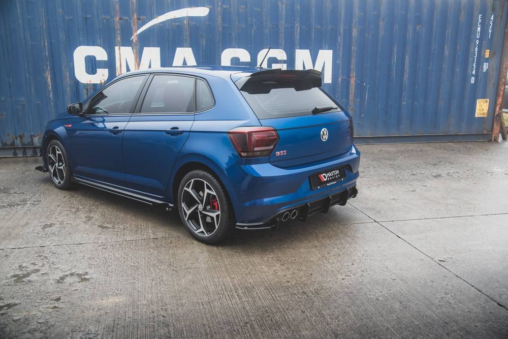 Racing Durability Rear Valance Volkswagen Polo GTI Mk6