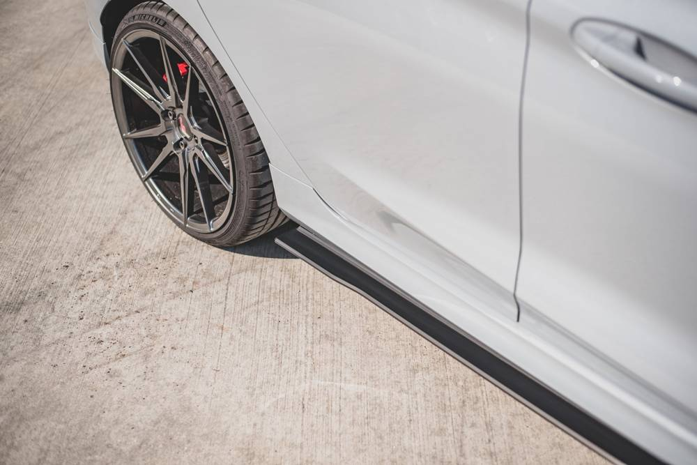 Racing Durability Side Skirts Diffusers Ford Fiesta Mk8 ST / ST-Line