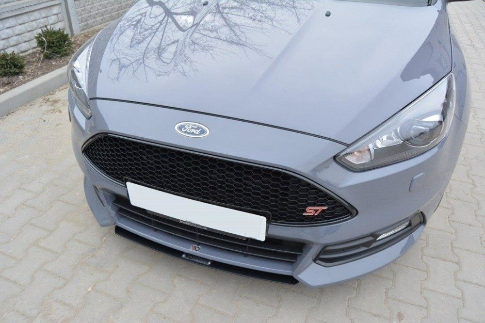 Racing Front Splitter V.3 Ford Focus ST Mk3 FL