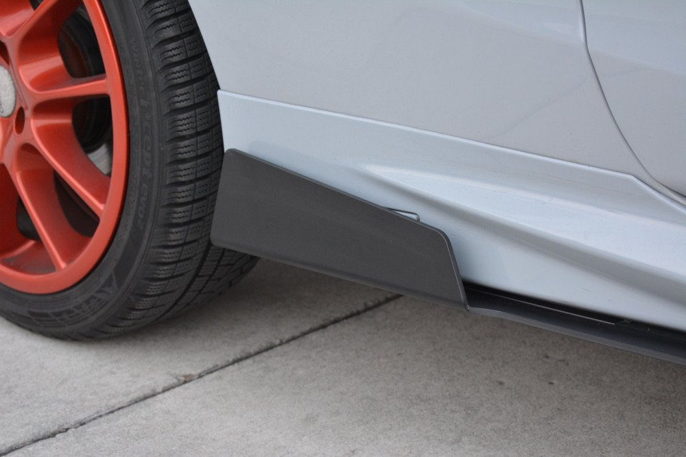 Racing Side Skirts Diffusers Ford Fiesta ST Mk7 FL