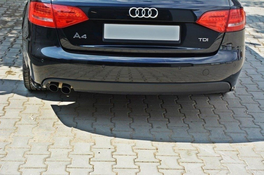 Rear Side Splitters Audi A4 B8