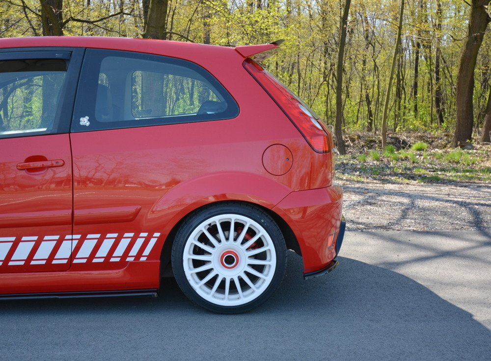 Rear Side Splitters Ford Fiesta ST Mk6