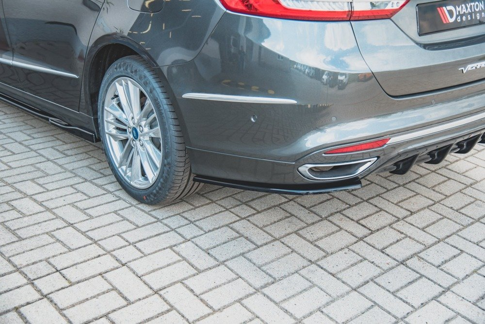 Rear Side Splitters Ford Mondeo Vignale Mk5 Facelift