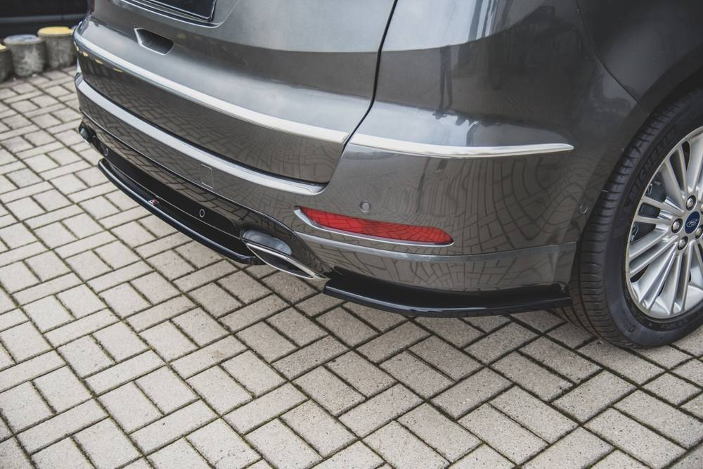 Rear Side Splitters Ford S-Max Vignale Mk2 Facelift