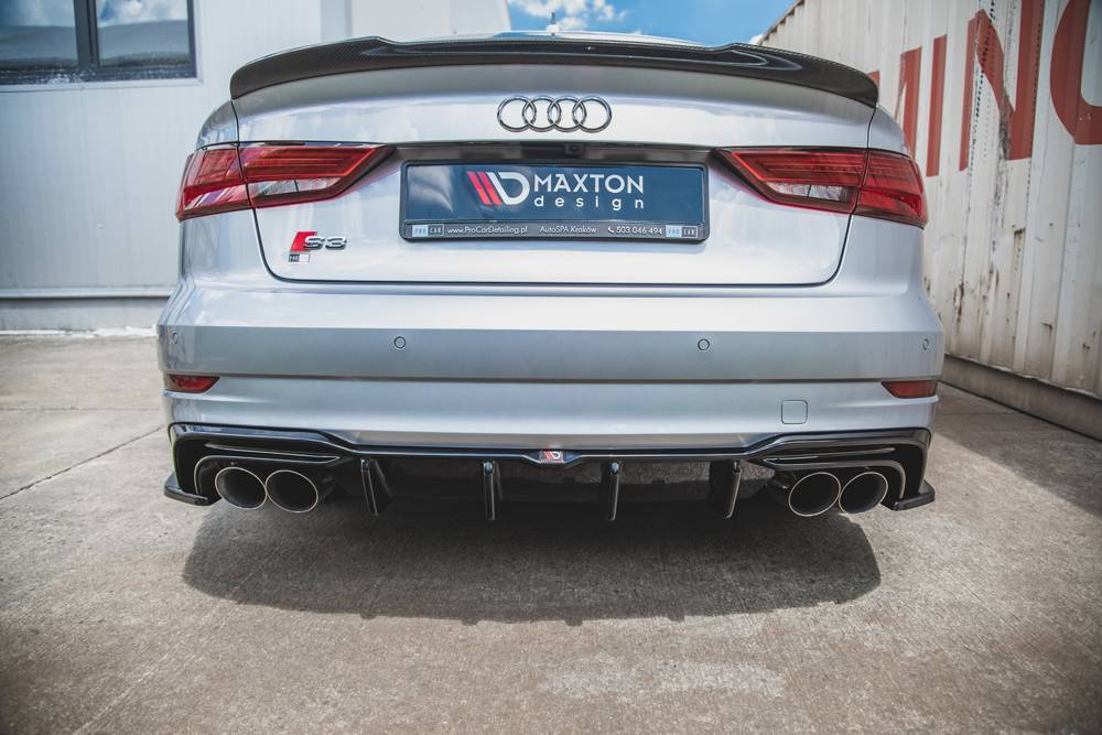 Rear Valance Audi S3 Sedan 8V Facelift