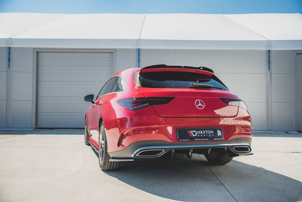 Rear Valance Mercedes-Benz CLA Shooting Brake AMG-Line X118