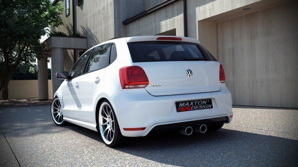 Rear Valance VW Polo mk5 GTI