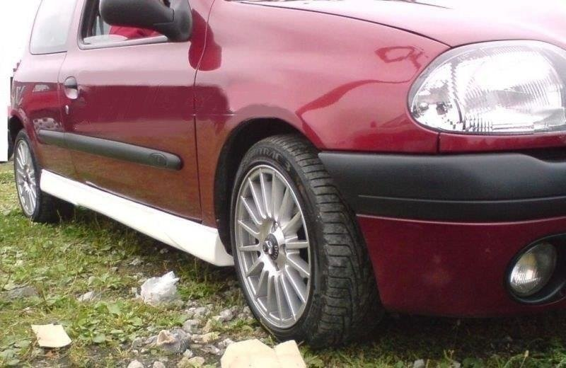 SIDE SKIRTS 1 RENAULT CLIO II