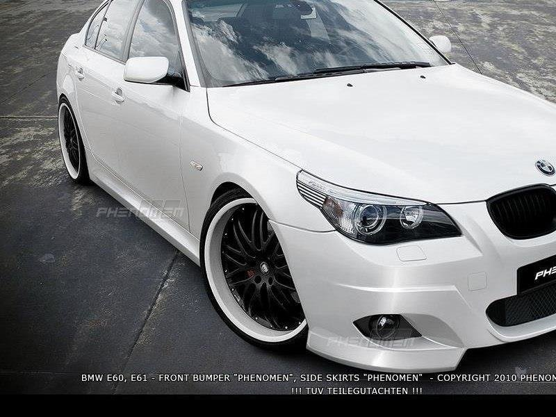 SIDE SKIRTS BMW 5 E60 / E61 < PHENOMEN, M5 LOOK >