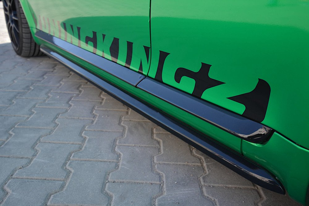 SIDE SKIRTS DIFFUSERS AUDI S3 8L