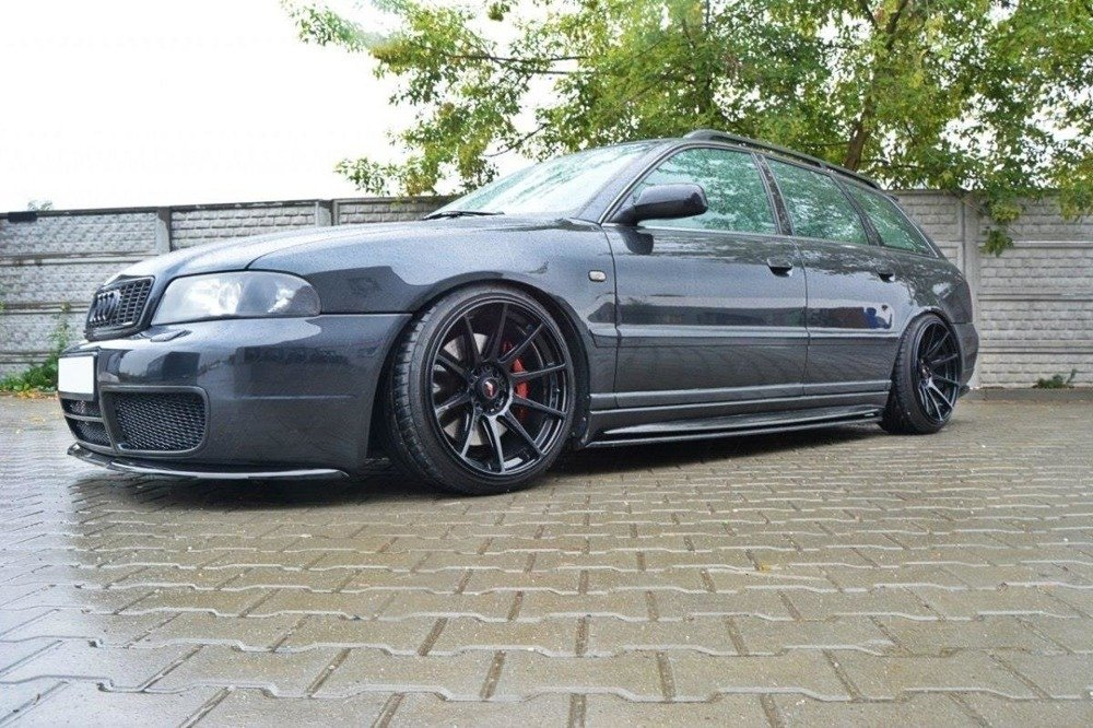 SIDE SKIRTS DIFFUSERS AUDI S4 B5   Our Offer  Audi  A4 ...