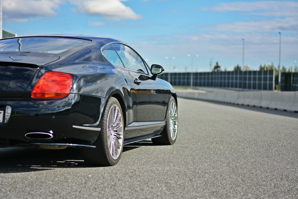 SIDE SKIRTS DIFFUSERS BENTLEY CONTINENTAL GT