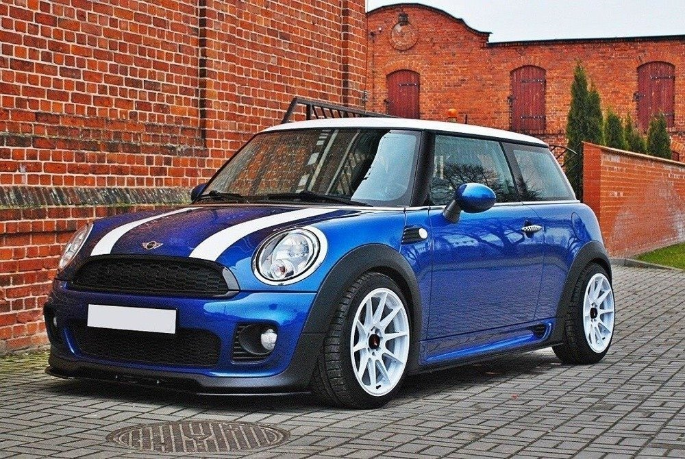SIDE SKIRTS DIFFUSERS MINI COOPER R56 JCW