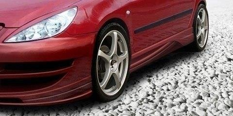 SIDE SKIRTS < INFERNO > PEUGEOT 307