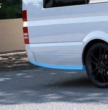 SIDE SKIRTS MERCEDES SPRINTER 2006 - 2012