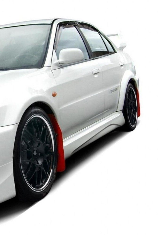 SIDE SKIRTS MITSUBISHI LANCER EVO VI