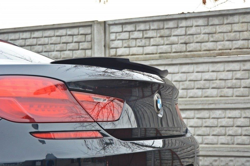 SPOILER CAP for BMW 6 Gran Coupé MPACK