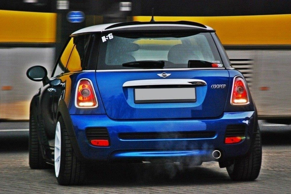 SPOILER EXTENSION MINI COOPER R56 JCW