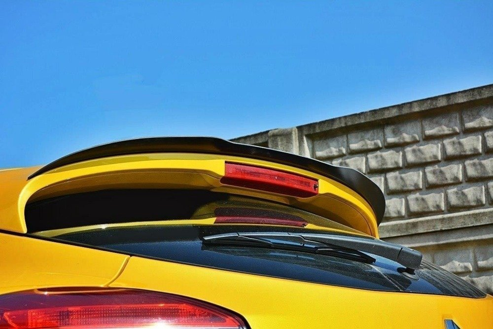 SPOILER EXTENSION RENAULT MEGANE MK3 RS Trophy