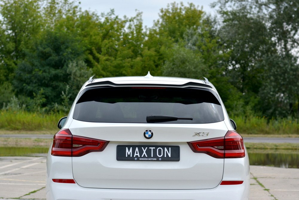 SPOILER EXTENSION for BMW X3 G01 M-PACK