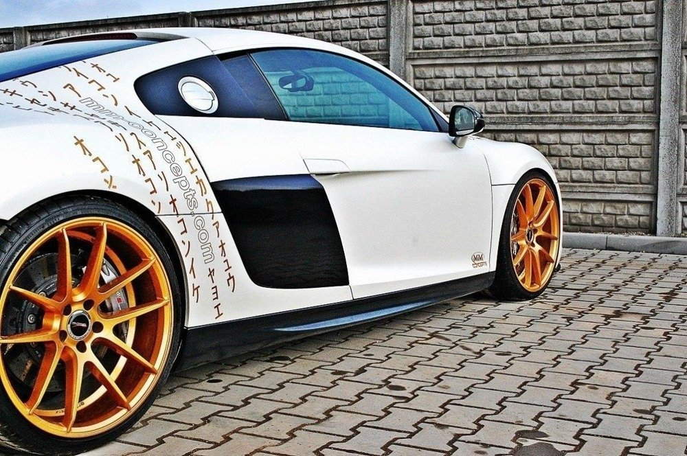 Side Skirts Audi R8 Mk.1