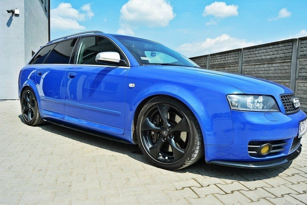Side Skirts Diffusers Audi S4 / A4 / A4 S-Line B6 / B7