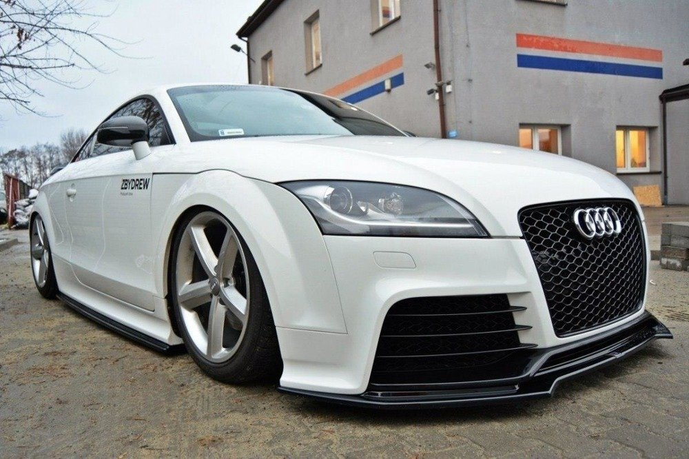 Side Skirts Diffusers Audi TT RS 8J