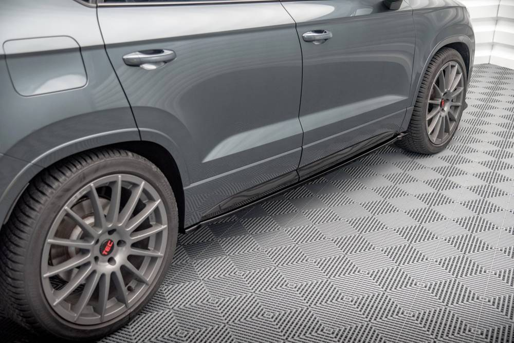 Side Skirts Diffusers Cupra Ateca