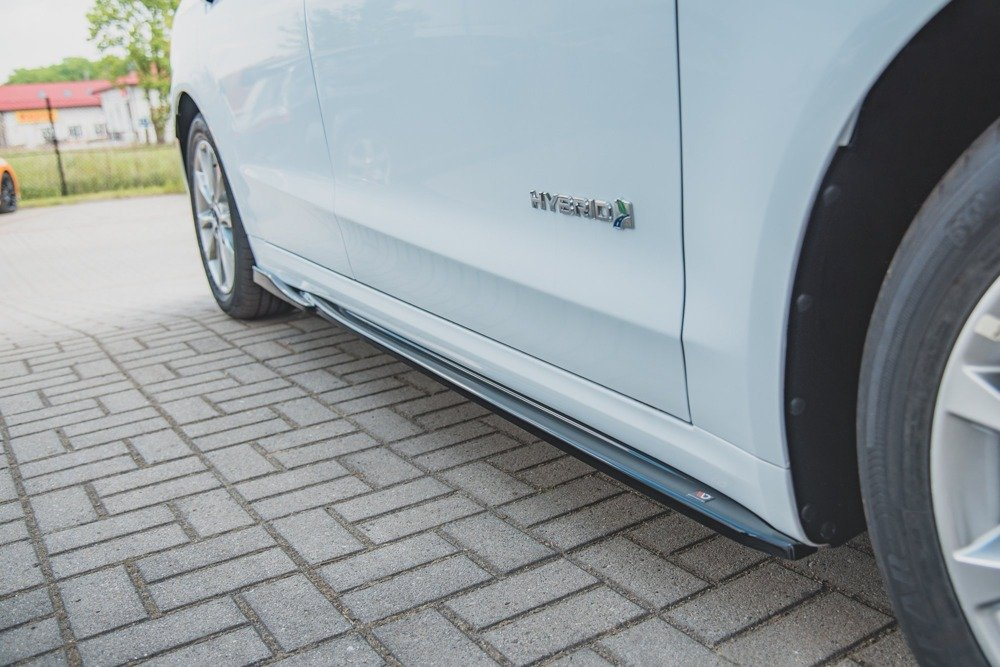 Side Skirts Diffusers Ford Mondeo Mk5 Facelift