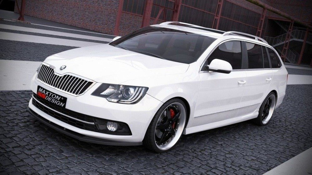 Side Skirts Skoda Superb Mk2