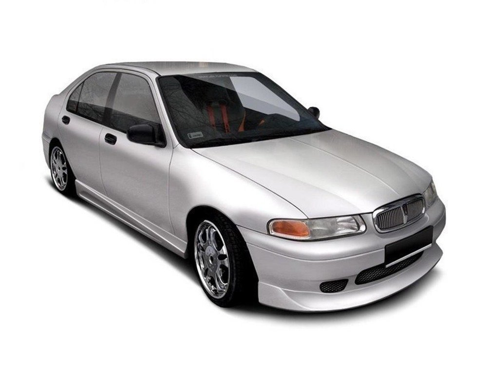 Side skirts rover 400