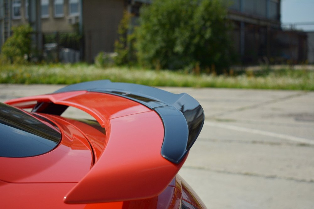Spoiler Cap Audi TT RS 8S | Our Offer \ Audi \ TT / TT S ...