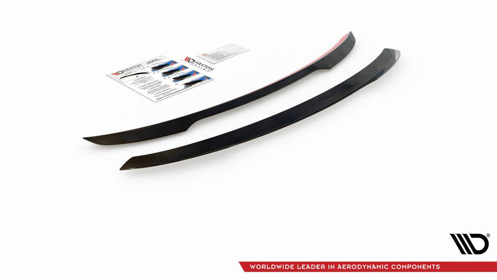 Spoiler Cap Mercedes-Benz E Estate W213