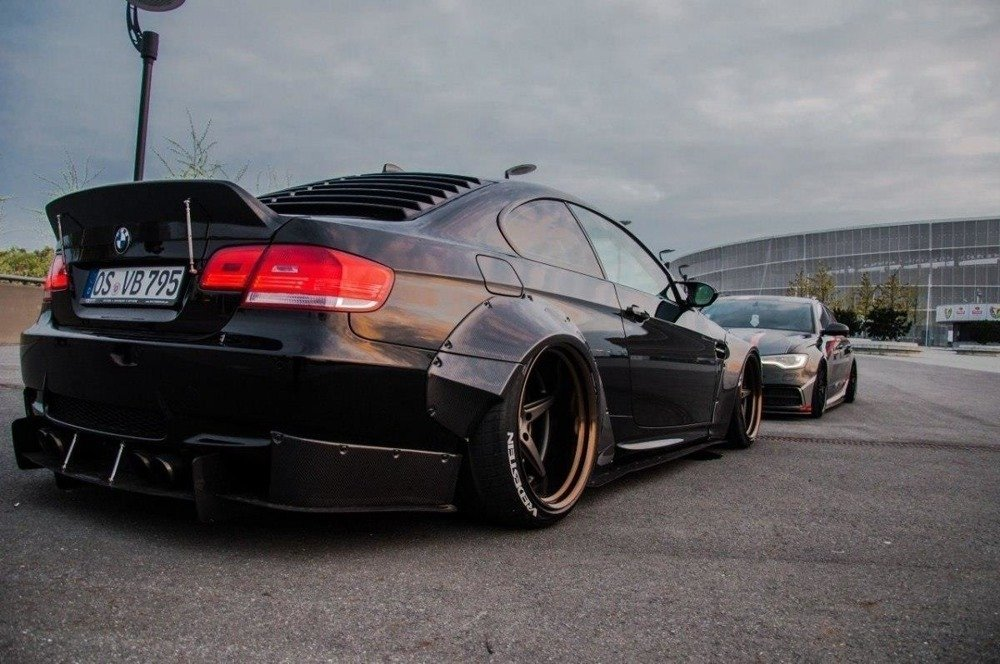 Wide Body BMW M3 E92