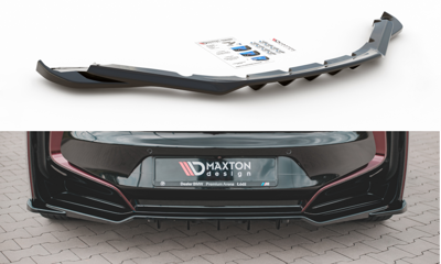 Central Rear Splitter (with vertical bars) BMW i8