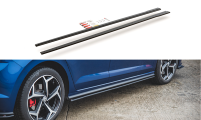 Racing Durability Side Skirts Diffusers Volkswagen Polo GTI Mk6