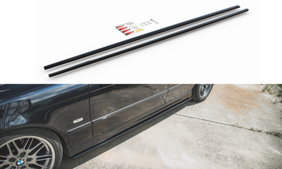 Side Skirts Diffusers BMW M5 E39