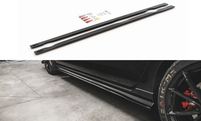 Side Skirts Diffusers VW Golf 7 GTI TCR