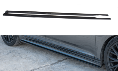 Side skirts Diffusers Volkswagen Passat R-Line B8